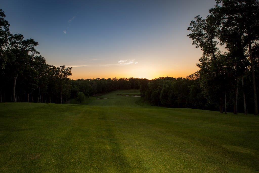 Hole 10 on Porto Cima Golf Course